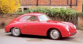 Porsche модель 356А: 1955-1959