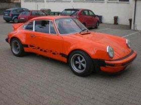 Porsche Carrera 2,7 RS 1974