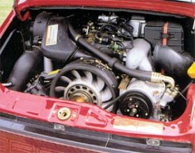 Porsche 964 1989 г.