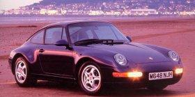 Porsche 993 1994 г.