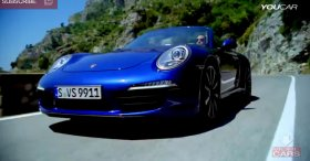 Porsche 911 Carrera 4S 991 (Trailer)