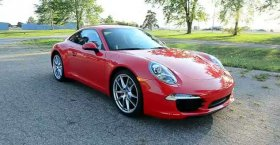 Porsche 911 Carrera S Coupe (Test Drive)