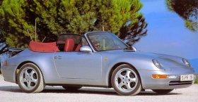 Porsche 911 - кабриолет и Тарга