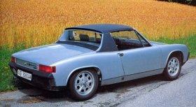 Неизвестные модели Porsche: 912 и 914