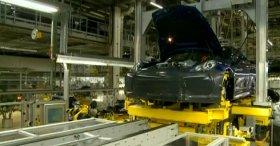 Porsche Panamera (Production Line 2010)