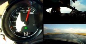 Porsche Panamera Turbo S (300 km/h)