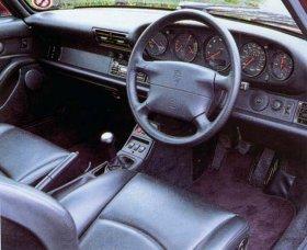 Porsche 993 Turbo 4