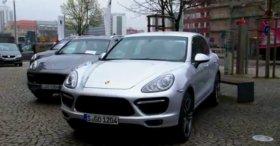 Porsche Cayenne (Test Drive)