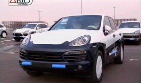 Porsche Cayenne (Avto+ 2011)