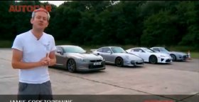 Porsche 911 Turbo S, SLS 63, LFA or GT-R (Drag Race 2011)