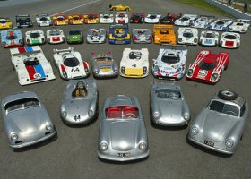 Porsche в автоспорте