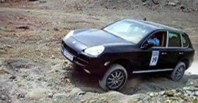 Porsche Cayenne (Trial Race)