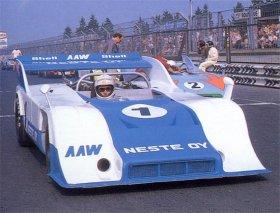 Porsche в автоспорте: 70-е