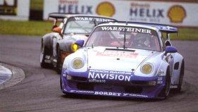 Porsche в автоспорте: 80-90-е