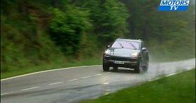 Porsche Cayenne Hybrid (Car Test)