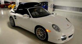 Porsche 911 Turbo S Cabriolet (2012)