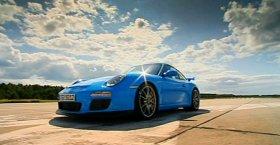 Porsche 911 GT3 (Drift-Orgie mit Patrick Simon)