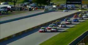 Porsche IMSA GT3 Cup Challenge (Road America 2012)