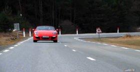Porsche Boxster S (2012)