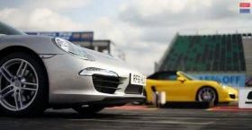 Porsche 911 Carrera 2012 vs Porsche Boxster S 2013