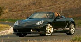 Porsche Boxster Spyder 2011 (Road Test)