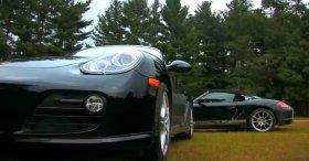 Porsche Boxster 2011 vs Cayman 2011