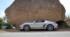 Porsche Boxster Spyder 2011 (Driving Impression)