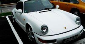 Porsche 911 Carrera RS (964) vs Porsche 912 (Friedrichshafen Bodensee)