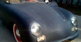 Porsche 356 1953 Pre A Reutter Cabriolet (Knickscheibe Frank)