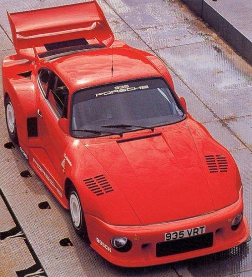 "Porsche 935 ""Моби Дик"""