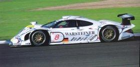 Porsche GT1 и TWR