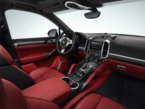 В Porsche подготовили к серийному выпуску кроссовер нового поколения Cayenne Turbo S