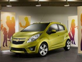 Chevrolet покажет электрический Spark