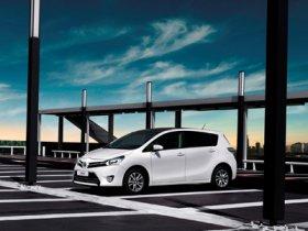 В России стали принимать заказы на новую Toyota Verso