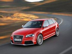 С 2013 года Audi S3 будет оборудована дополнительными дверями.