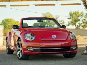 Volkswagen предложил покупателям открытый Beetle