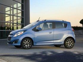Chevrolet поделился информацией об электрическом компакте Spark.